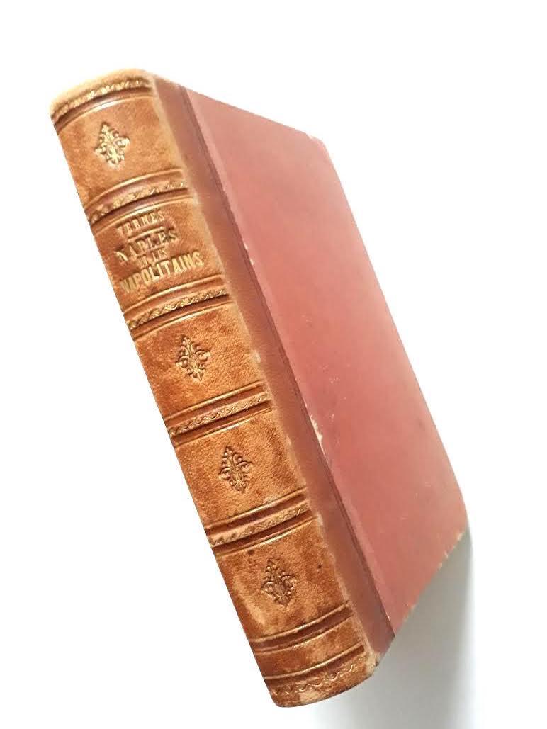 Naples et les Napolitains (Éd.1859) - Théodore Vernes